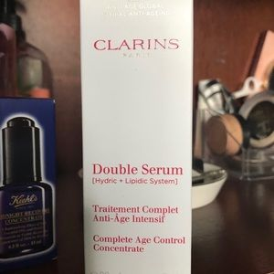 Clarins Paris Double Serum